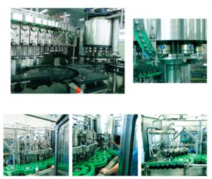 啤酒灌裝生産線