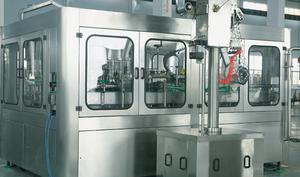 鋁箔封口(PP/PE瓶)灌裝生産線