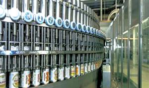 易拉罐灌裝生産線