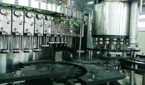 食用油灌裝生産線