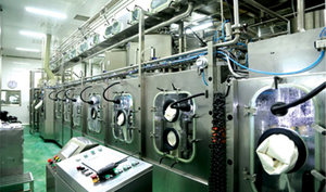 超潔淨灌裝生産線(飲料)